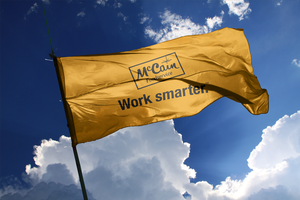 Working Smarter with McCain Food Service